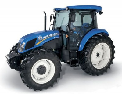 New Holland TK4000 Crawler Series - Meltrac Machinery