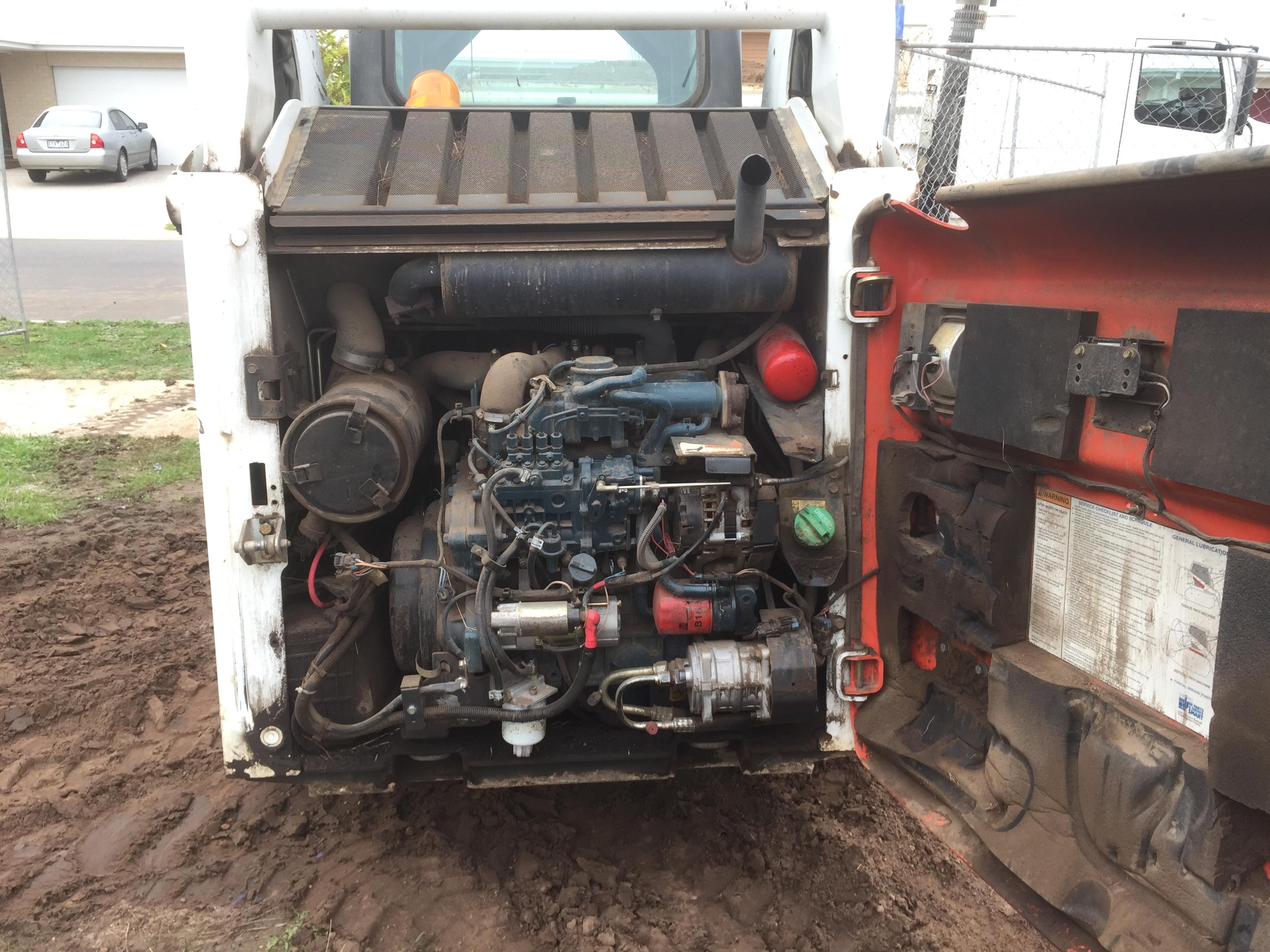 Bobcat S185 - Meltrac Machinery